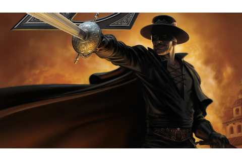CGRundertow THE DESTINY OF ZORRO for Nintendo Wii Video ...