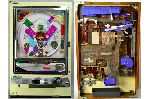 These Fabulous Vintage Japanese Slot Machines are a ...