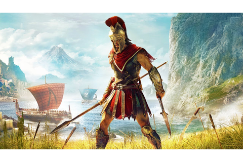 Assassin's Creed Odyssey In A Nutshell - YouTube