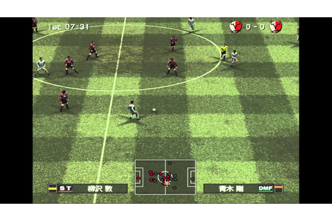 J League Winning Eleven 2007 Club Championship Gameplay ...