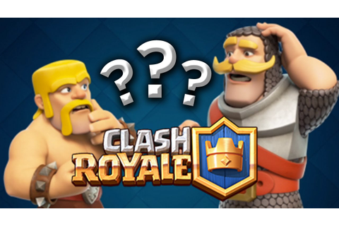 New Clash Game??? - Clash Royale - YouTube