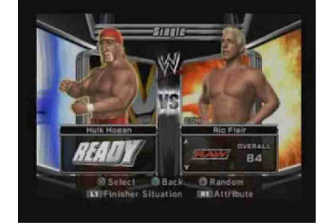 WWE SmackDown Vs Raw 2006 Game Download Free For PC Full ...