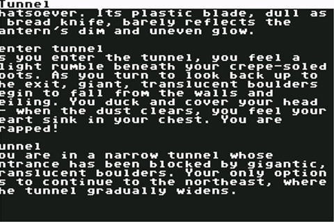 Download Zork: The Undiscovered Underground - My Abandonware