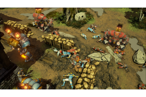 Download WARMACHINE: Tactics Full PC Game