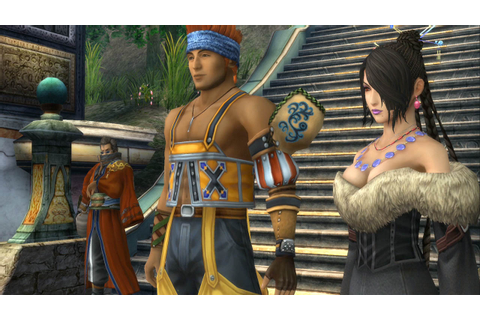 Revisiting Final Fantasy's Awkward Middle Age Through FFX ...