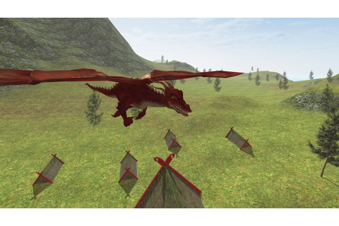 Flying Fire Drake Simulator 3D - Android Apps on Google Play