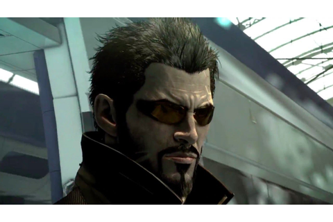 Deus Ex: Mankind Divided - E3 2015 Gameplay Demo - YouTube