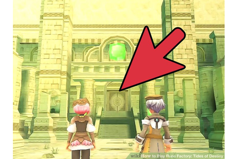 How to Play Rune Factory: Tides of Destiny: 11 Steps