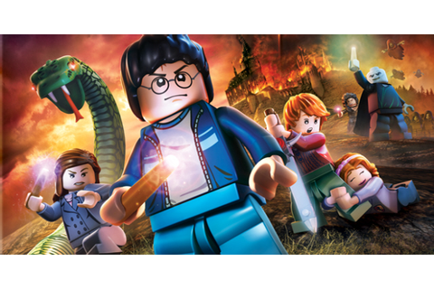 Lego Harry Potter: Years 5-7 (PS Vita) Review - Just Push ...