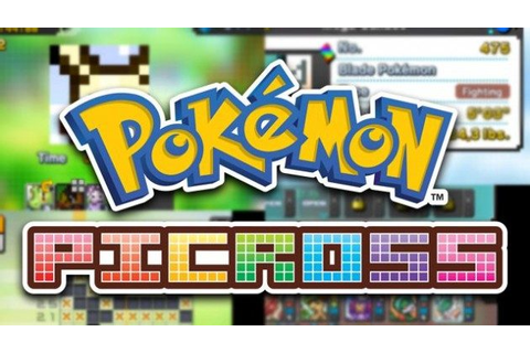 Download Pokemon Picross 3DS ROM Cia - Best Games Downoad ...