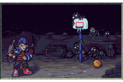 Barkley 2 - an RPG Sequel to Barkley Shut Up and Jam ...