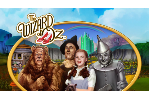 Official The Wizard Of Oz Game Launch Trailer - YouTube