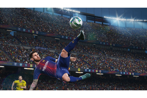 Pro Evolution Soccer 2018 - Game Retina