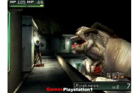 Parasite Eve 2 gameplay ps1 [Best Of] - YouTube
