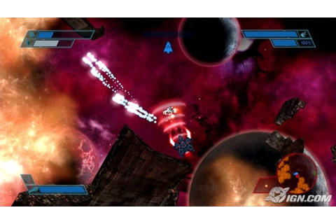Shred Nebula on XBLA, 9/3 - Overhead shooter from SFII ...