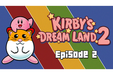 Kirby's Dream Land 2 - Part 2 - Bonus Game Master ...