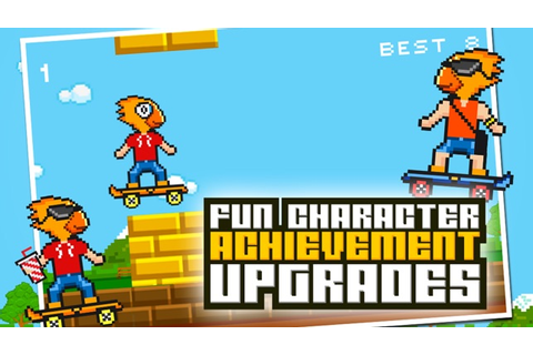 Action Skater: Tiny Hawk on the App Store