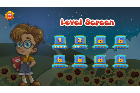 Preschool & Kindergarten Math learning game