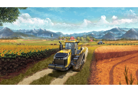Farming Simulator 17 review: Love riding tractors ...