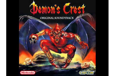 Demon's Crest OST: Metropolis of Ruin - YouTube