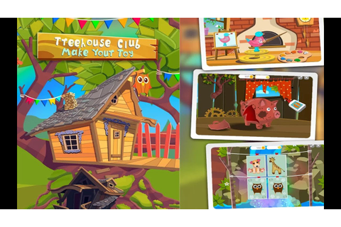 Treehouse Club Toys TutoTOONS Kids Educational Games ...