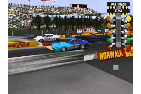 IHRA DRAG RACING GAME (TURBO MUSTANG) - YouTube