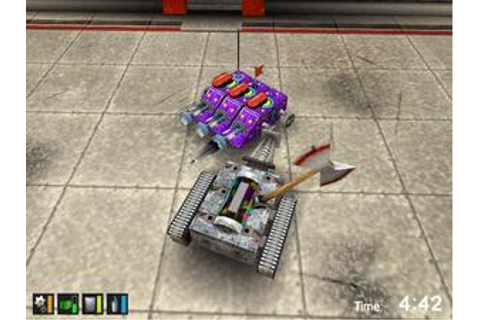 Robot Arena Download (2001 Sports Game)