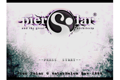 Pier Solar and the Great Architects Screenshots for ...