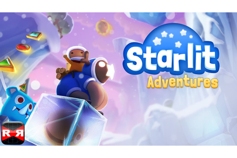 Conhecendo o Game - Starlit Adventures ( Gameplay - Review ...