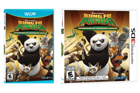 Video: Kung Fu Panda: Showdown Of Legendary Legends Launch ...