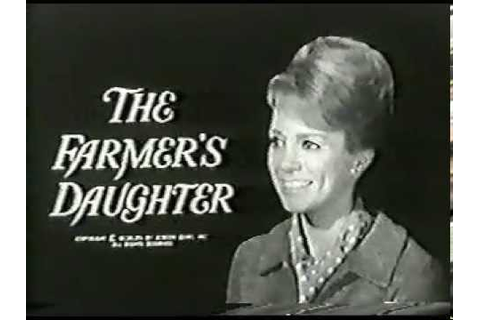 Farmer's Daughter Alternate B&W Opening S-3 - YouTube