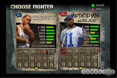 Game Classification : Def Jam: Fight for NY (2004)