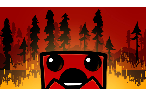 Super Meat Boy - Super Meat Boy