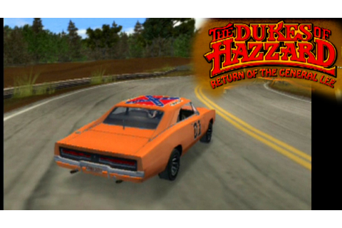 The Dukes of Hazzard: Return of the General Lee ... (PS2 ...