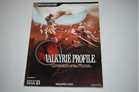 Valkyrie Profile Covenant of the Plume Video Game Strategy ...