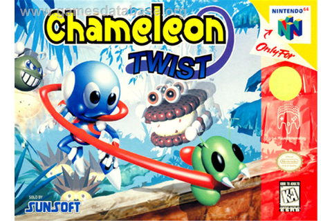 Chameleon Twist - Nintendo N64 - Games Database