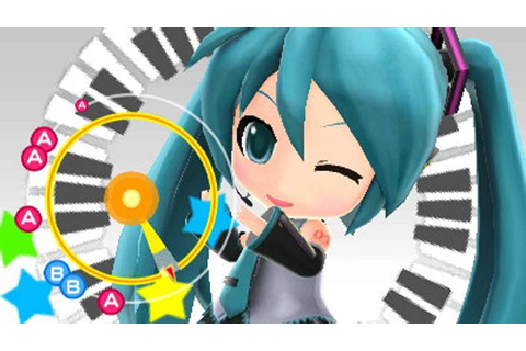 Hatsune Miku Project Mirai DX USA 3DS Roms Download
