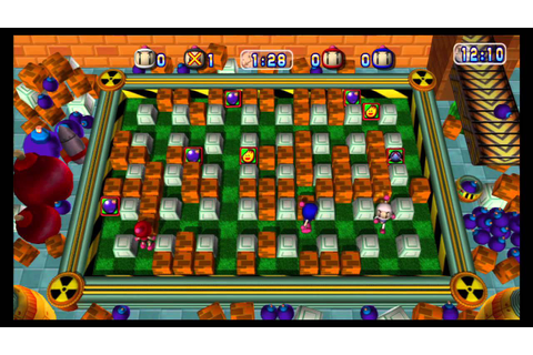 Bomberman Live: Battlefest GamePlay - YouTube