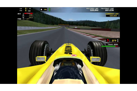 F1 Racing Championship Spa-Francorchamps Race (Windows ...