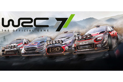 WRC 7 FIA World Rally Championship [Steam CD Key] for PC ...
