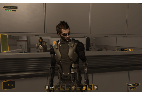 Games of 2011: Deus Ex: Human Revolution – Dan Dickinson ...
