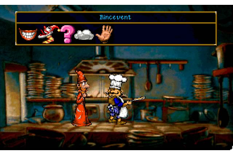 Download Discworld adventure for DOS (1995) - Abandonware DOS