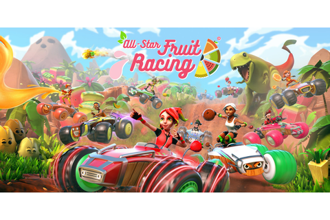 All-Star Fruit Racing | Nintendo Switch | Games | Nintendo