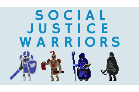 Nonadecimal Creative Announce - Social Justice Warriors ...