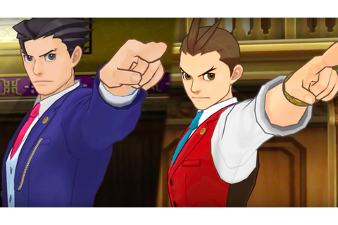 Phoenix Wright: Ace Attorney -- Spirit of Justice Official ...