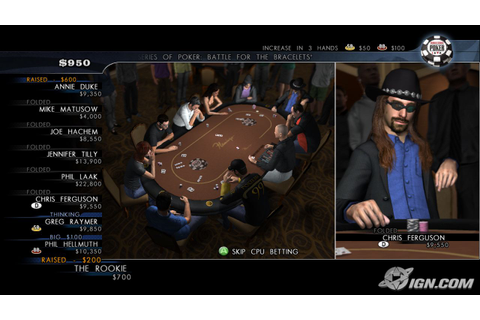 World Series of Poker 2008 Screenshots, Pictures ...