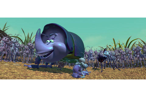 "Dim, character from ""A Bug's Life"". 