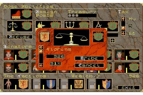 Merchant Prince Download (1993 Strategy Game)