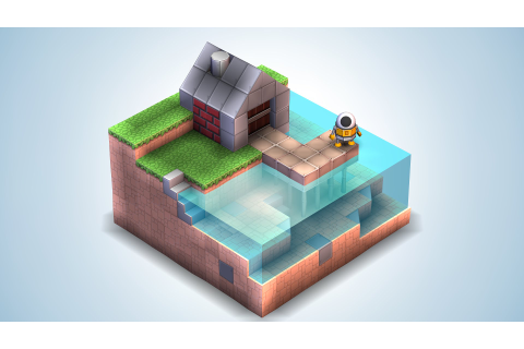 Mekorama is Monument Valley without the gloom (review)