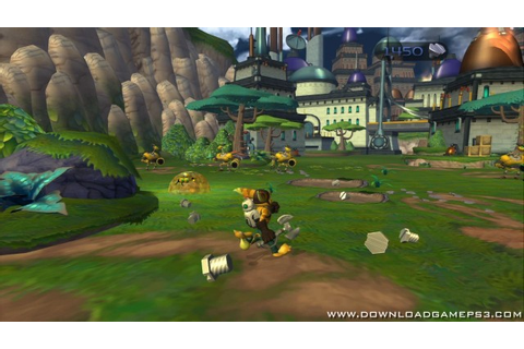 Ratchet & Clank Trilogy - Download game PS3 PS4 RPCS3 PC free